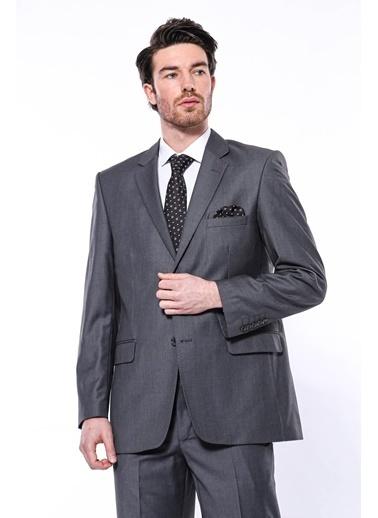 Wessi Takım Elbise Füme